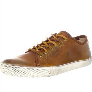 FRYE 'Chambers Low' Leather Sneakers Sz9